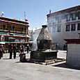 Corner of the Jokhang