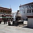 Corner of the Jokhang