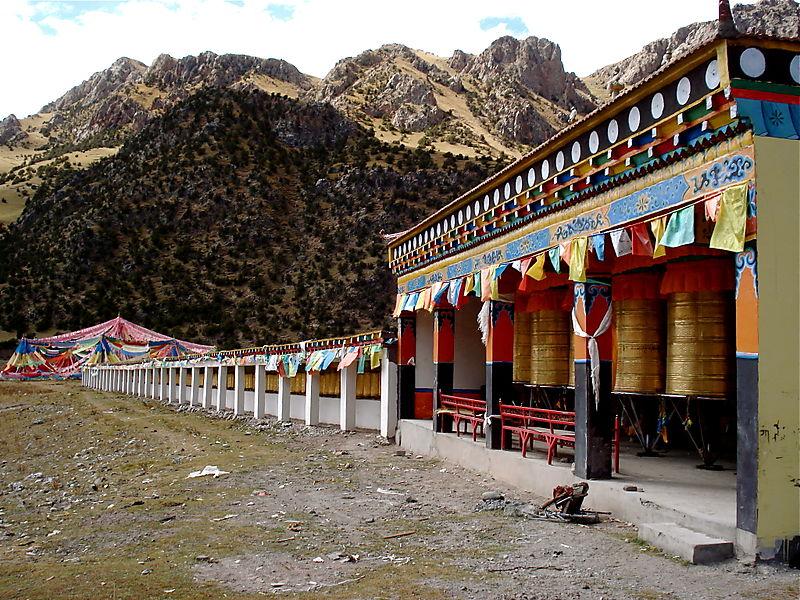 Dzado monastery