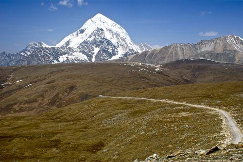 Mt. Chome Gangtse