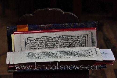 Tibetan Buddhist scriptures
