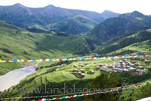 Lower Gar Monastery