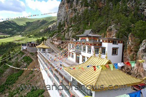 Upper Gar Monastery