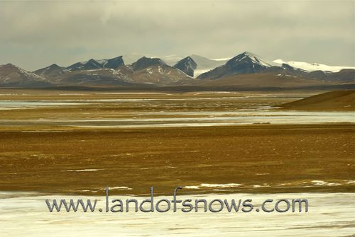 Amdo county grasslands