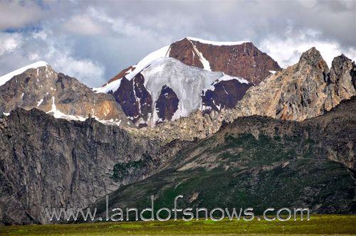 Mt. Zhara Lhatse