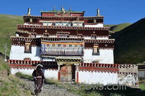 Sershul Monastery