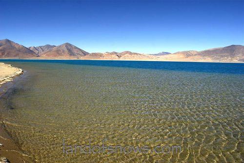 Peiku Lake