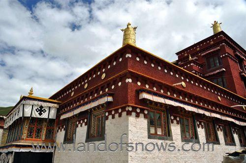 Litang Chode Monastery
