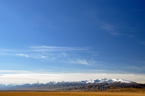 Mountains of Amdo