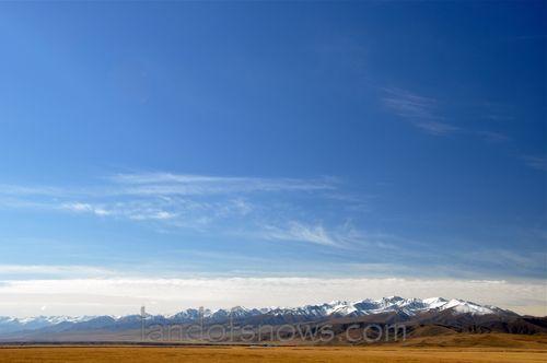 Mountains of Amdo