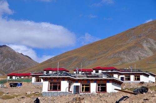 Rebuilt Village