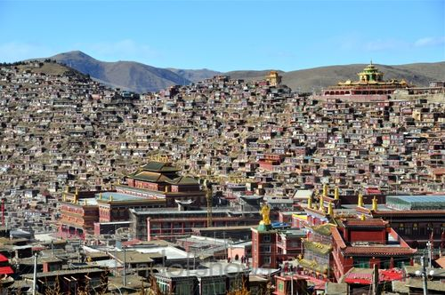 Larung Gar buddhist Institute