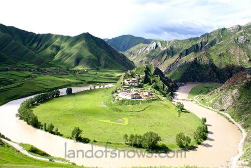 Galden Monastery