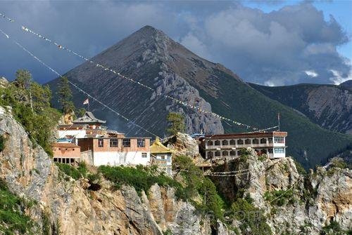 Gar Monastery
