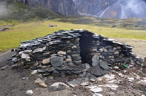 First Hut