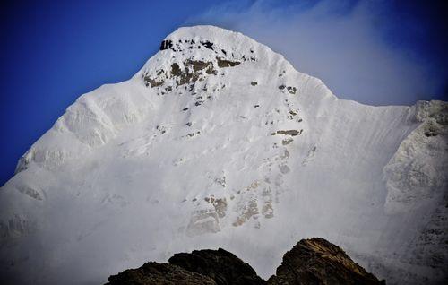 Mt. Chana Dorje