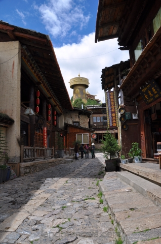 Old town Shangri La