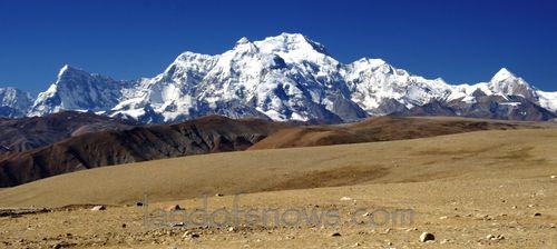 Himalaya's in winter