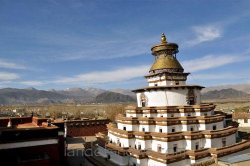 Stupa in Gyantse