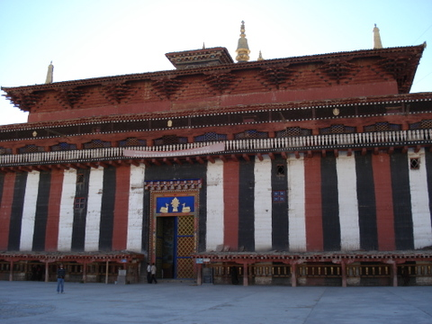Riwoche_monastery