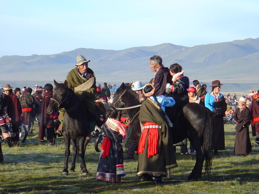 Amdo_horse_festival