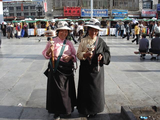Lhasa Ladies