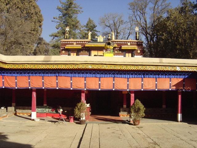 Former summer home of the 14th Dalai Lama