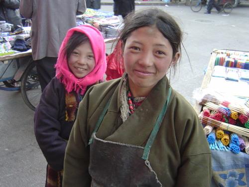 Beggar Girls